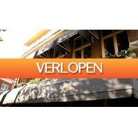 Voordeeluitjes.nl 2: 3-daags halfpension arrangement