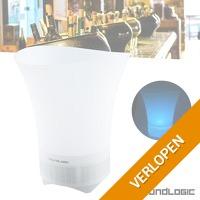 SoundLogic bluetooth speaker en champagnekoeler