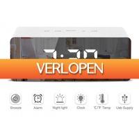 TipTopDeal.nl: Digitale LED-wekker