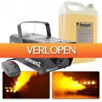 MaxiAxi.com: BeamZ S700 vlameffect rookmachine