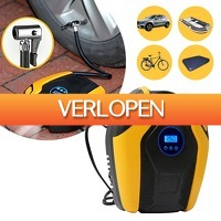 Slimmedealtjes.nl: Draagbare elektrische luchtcompressor