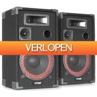 MaxiAxi.com: MAX XEN-3508 PA luidspreker set