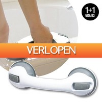 Slimmedealtjes.nl: 2 stuks WC en badkamer grip