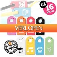 voorHAAR.nl: 16 handige kabel labels