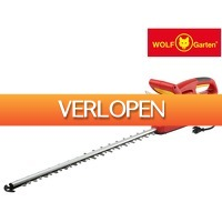 iBOOD DIY: WOLF-Garten HSE 55 V heggenschaar