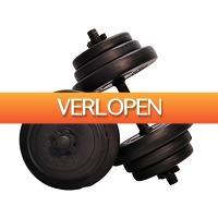 Betersport.nl: Verstelbare dumbbellset
