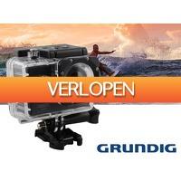 DealDonkey.com 3: Grundig Action cam inclusief accessoires