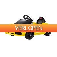 Tripper Producten: Lamborghini Aventador elektrische kinderauto