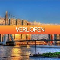 D-deals.nl: 2 of 3 dagen in hartje Rotterdam