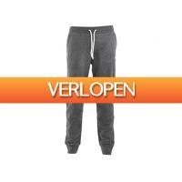 Avantisport.nl: Champion U Pant Felpa grijze joggingbroek