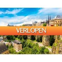 Traveldeal.nl: Wellness-, cultuur- & natuurvakantie Luxemburg