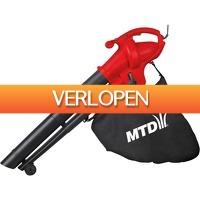 Alternate.nl: MTD Bladblazer-/zuiger BV 2500 E