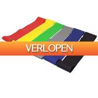 Betersport.nl: Fitness elastiek weerstandbanden