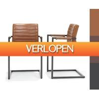 Groupdeal: Set van 2 Swing stoelen