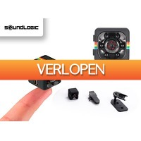 DealDonkey.com 4: Soundlogic Full HD mini camera