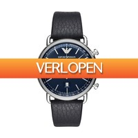 Dailywatchclub.nl: Emporio Armani AR11105 herenhorloge
