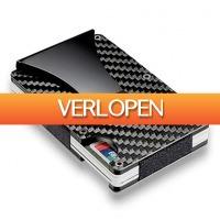 TipTopDeal.nl: Carbon Fiber Creditcardhouder