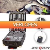 Wilpe.com - Tools: 386-delige Swiss Kraft gereedschapstrolley