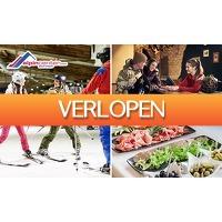 SocialDeal.nl: Skiplezier + all-you-can-eat + drink bij Bottrop