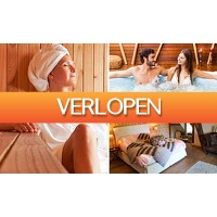 SocialDeal.nl 2: Relax- of wellnessovernachting in Hansbeke