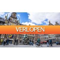 ActieVandeDag.nl 2: 4* citytrip Antwerpen
