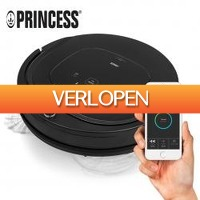 One Day Only: Princess robotstofzuiger Deluxe 339000