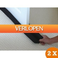 CheckDieDeal.nl: 2 x tochtstopper