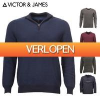 ElkeDagIetsLeuks: Victor & James truien