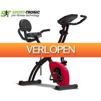 Telegraaf Aanbiedingen: SportTronic Fitness Bike ST-X6