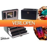 DealDonkey.com 3: Deluxa luxe sieradenbox