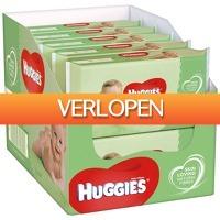 Plein.nl: Huggies babydoekjes Natural Care