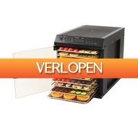 VidaXL.nl: vidaXL voedseldroger met 11 lades