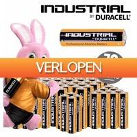6deals.nl: Duracell Industrial batterijen
