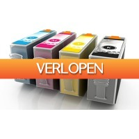 ActieVandeDag.nl 2: 2 volledige sets cartridges