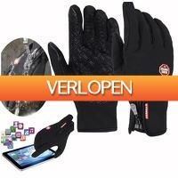 Dennisdeal.com: Warme waterafstotende handschoenen
