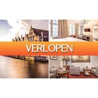 SocialDeal.nl 2: Overnachting + ontbijt voor 2 in hartje Brugge