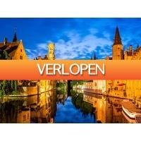 Traveldeal.nl: Stedentrip 4-sterrenhotel in het hart van Brugge