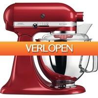 6deals.nl: KitchenAid keukenmachine