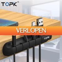 TipTopDeal.nl: Zelfklevende Kabelorganizer
