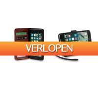 ActieVandeDag.nl 2: Lederen telefoonhoesje