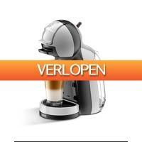 Expert.nl: Krups espresso apparaat  Dolce Gusto Mini Me grijs
