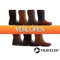 Telegraaf Aanbiedingen: Travelin' Northcape laarzen