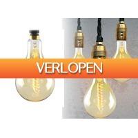 DealDonkey.com 3: Retro lamp bulb jumbo - E27