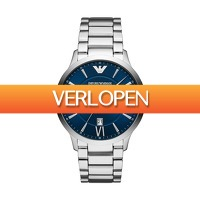 Dailywatchclub.nl: Emporio Armani AR11227 herenhorloge