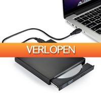 CheckDieDeal.nl: Externe CD/DVD speler en brander
