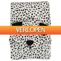 HEMA.nl: Snuggle plaid - dalmatier