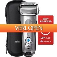 Voordeeldrogisterij.nl: Braun scheerapparaat 7893s Wet & Dry