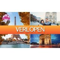 SocialDeal.nl 2: Dagtrip naar Parijs