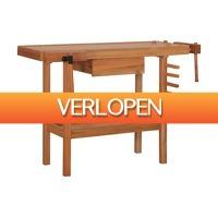 VidaXL.nl: vidaXL werkbank