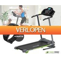 Voordeelvanger.nl 2: Sport Tronic professionele loopband